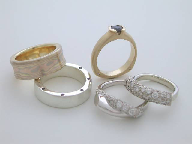 5 ring collection